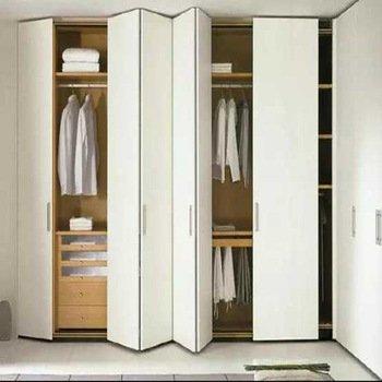 шкафы со складными дверями днепр