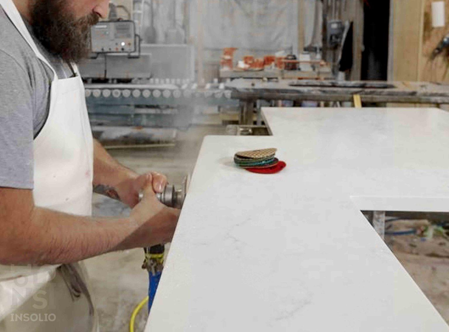 Фабрика по изготовлению столешниц из искусственного камня Днепр