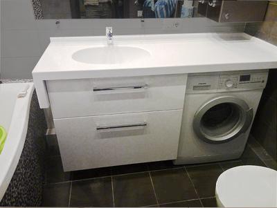 Столешница под стиральную машину
